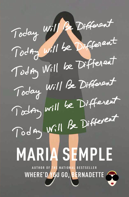 Today Will Be Different book cover
