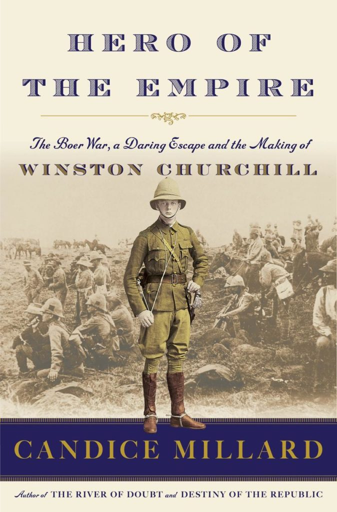 Hero of the Empire book cover