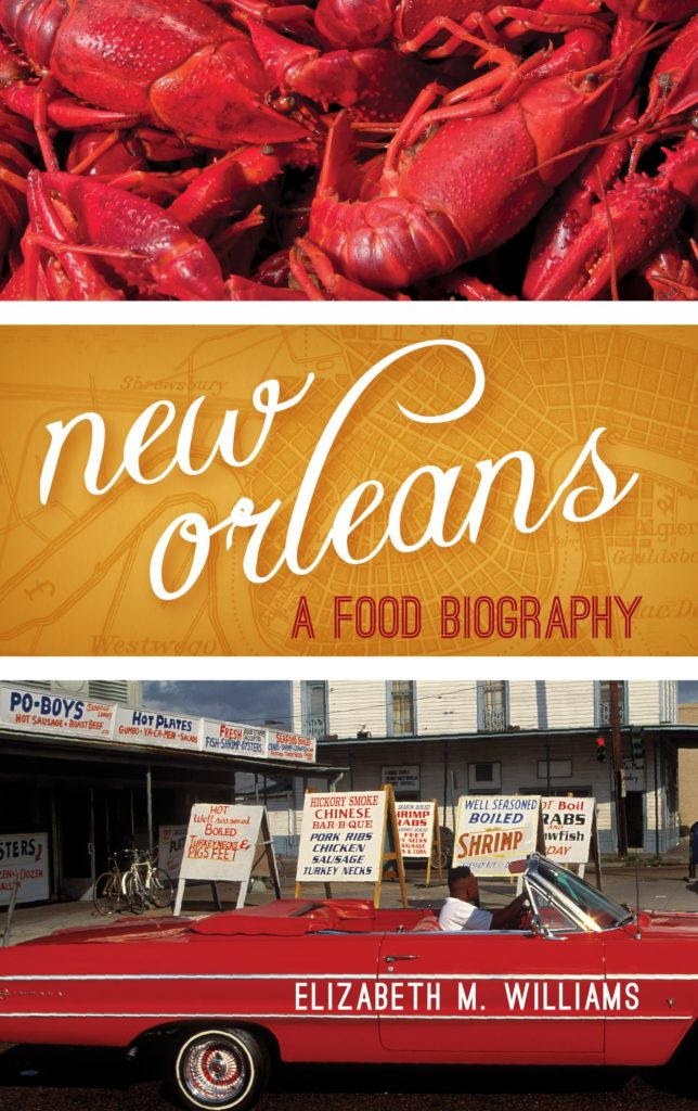 New Orleans: A Food Bio cover photo