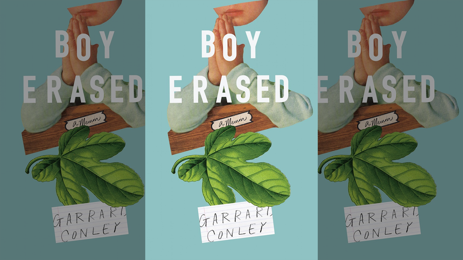 Boy Erased Book Cover