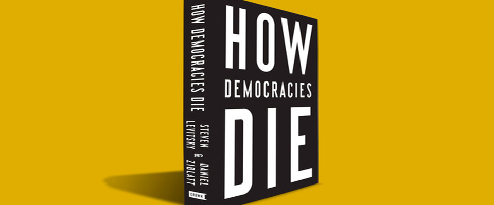 How Democracies Die Book Cover