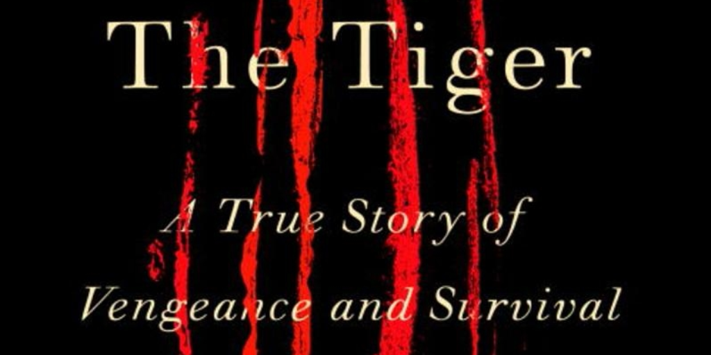The Tiger book cover photo