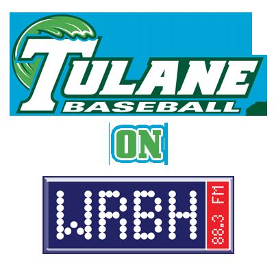 Tulane Baseball on WRBH