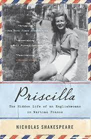 Priscilla by Nicolas Shakespeare