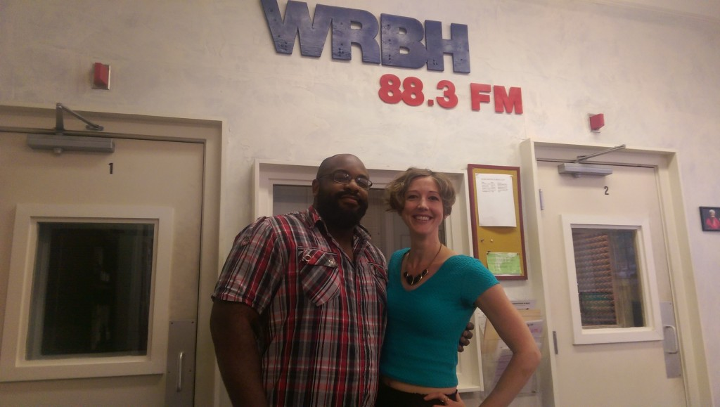 Shaun Johnson (Host) and Stasia Cymes of Clear The Clutter