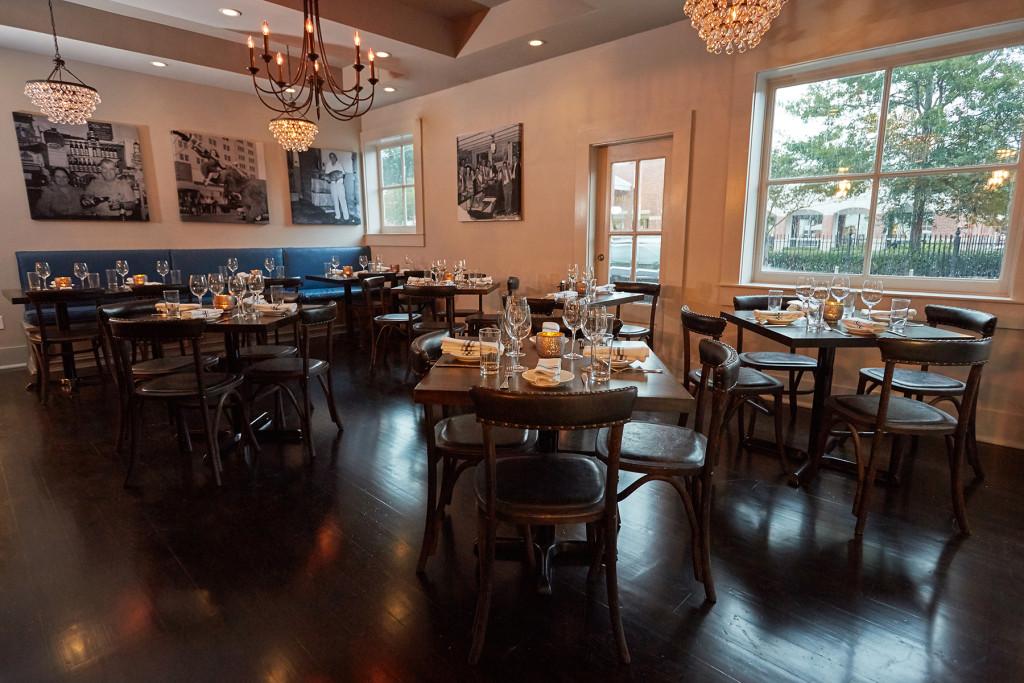 Avo Restaurant Interior