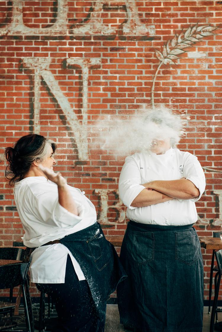Chef Kelly Fields of Willa Jean Bakery