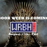 """WRBH Blog: Station To Hold First """"Book Week"""" Starting August 17th"""