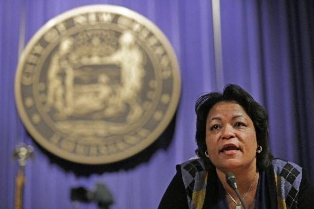 New Orleans Councilmember Latoya Cantrell