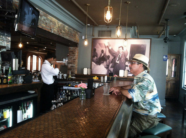 The Kingfish Bar New Orleans