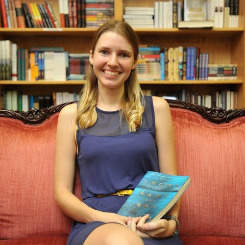 Katy Simpson Smith, Author of The Story of Land and Sea