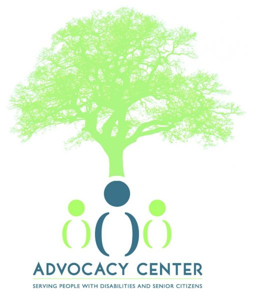 The Advocacy Center of New Orleans logo