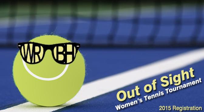 WRBH Tennis Tournament Logo