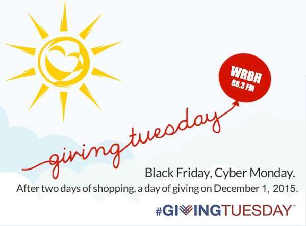 Giving Tuesday is December 1st, a day when all the world comes together to give back after Black Friday and Cyber Monday.