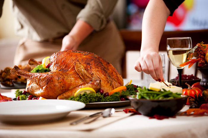 Photo of Turkey and other holiday treats