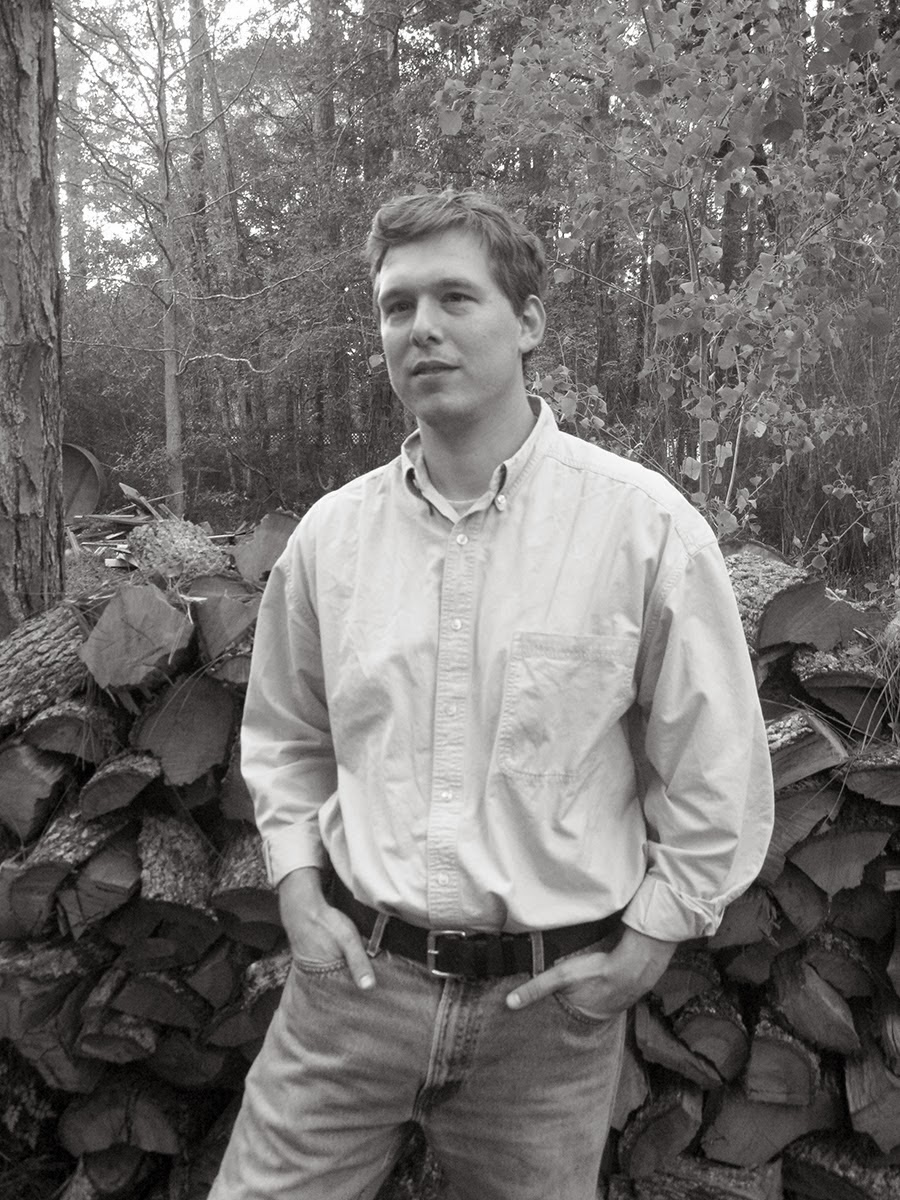 David Armand, Author of The Gorge