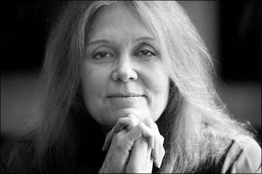 Gloria Steinem photo 2004