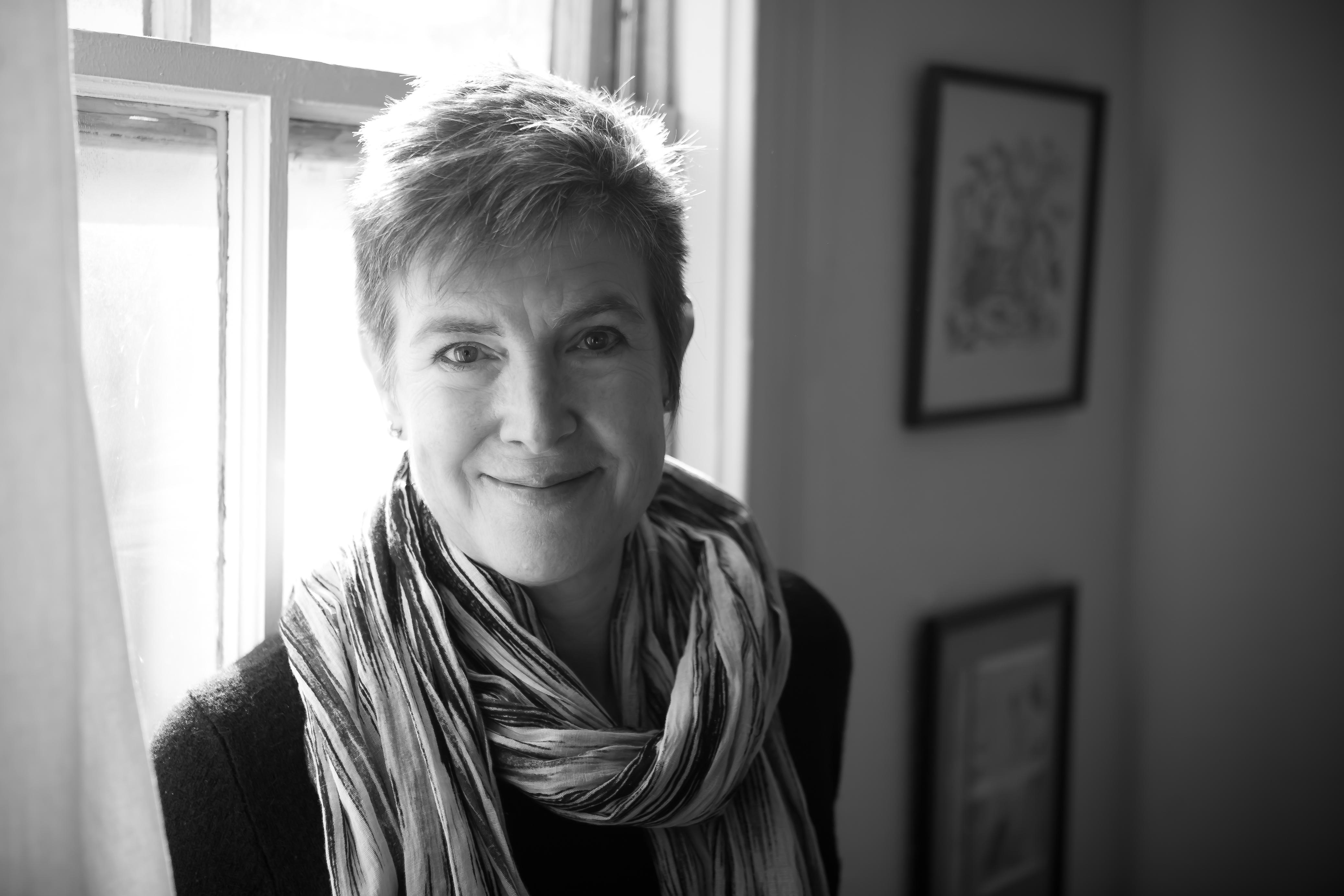 Poet Laura Mullen