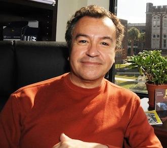 Dr. Uriel Quesada, Associate Dean at Loyola University