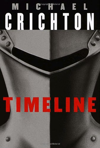 TimeLine by Michael Crichton Cover