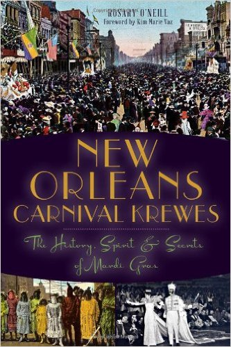New Orleans Carnival Krewes cover