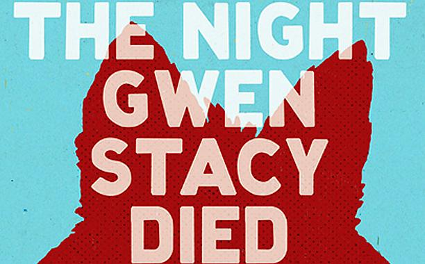 The Night Gwen Stacy Diedcover pho
