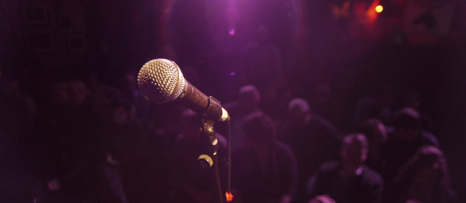 Stand Up Microphone Photo