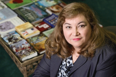Pelican Publishing President, Publisher and Co-Owner Kathleen Calhoun Nettleton photo