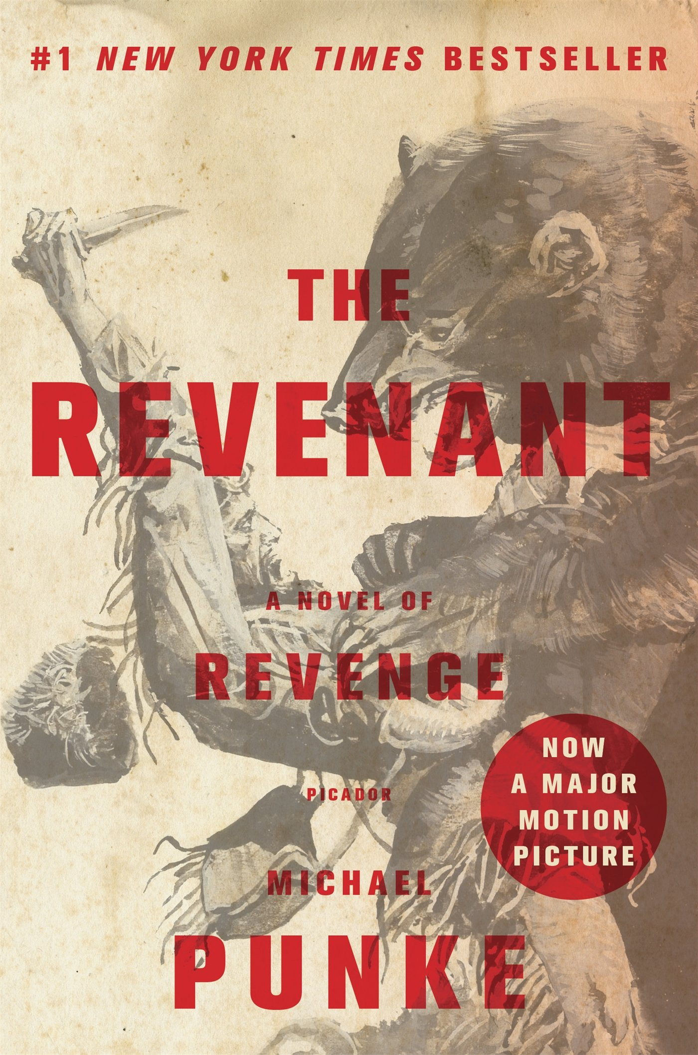 The Revenant Book Cover