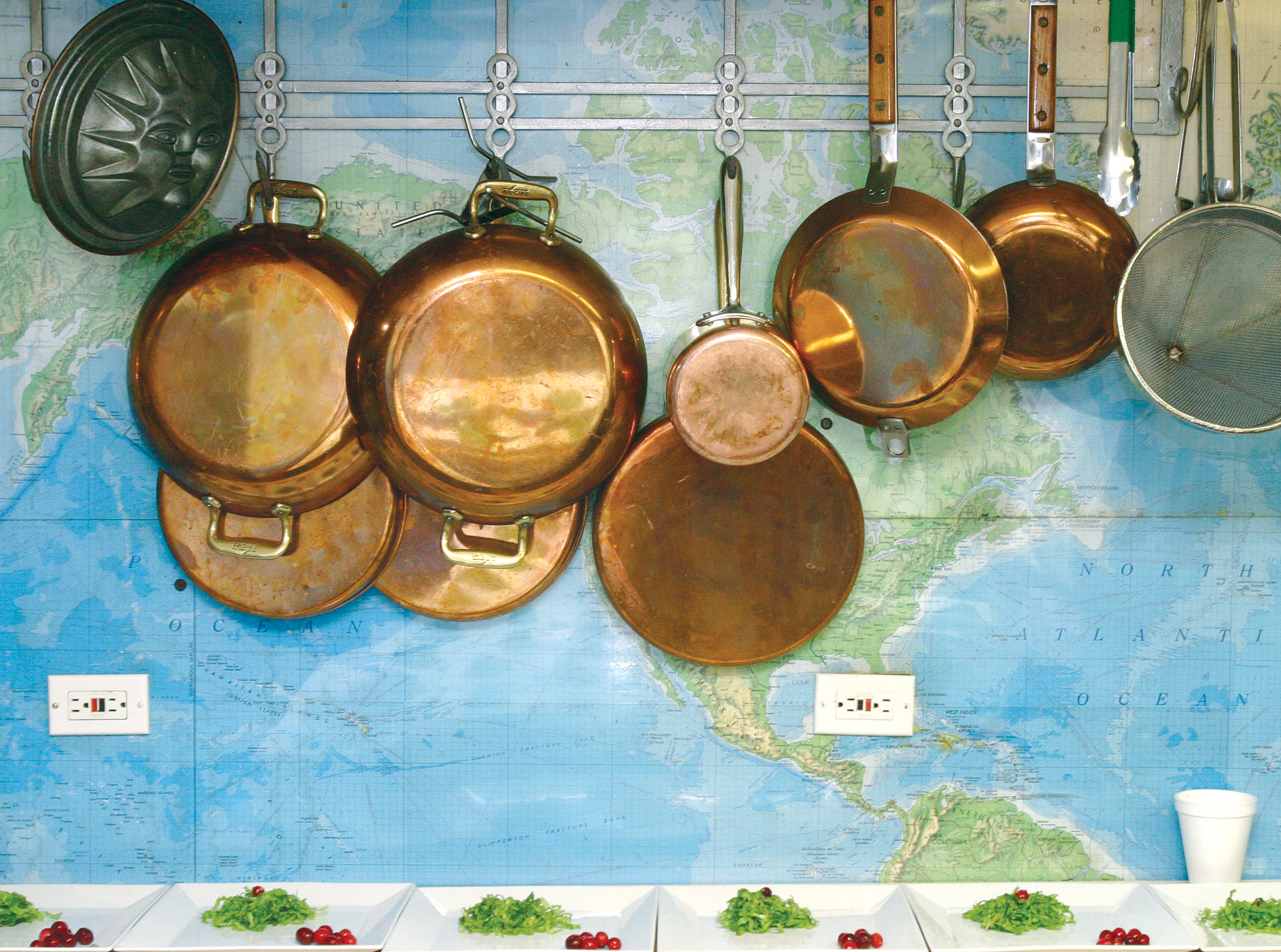 James Beard Kitchen from Krishna Dayanidhi photo