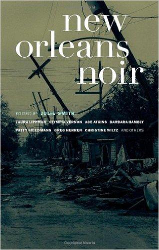 New Orleans Noir book cover photo