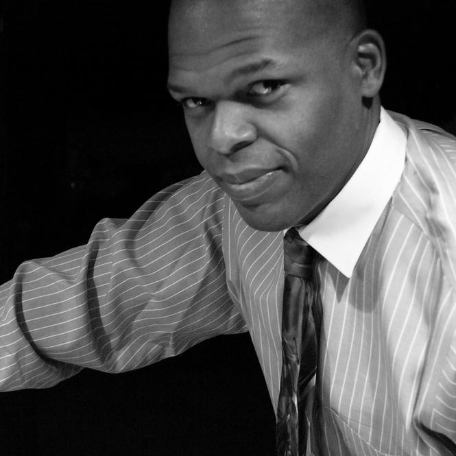 Maurice Carlos Ruffin author photo