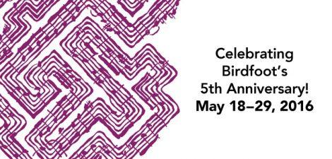 Birdfoot Festival 2016 banner photo