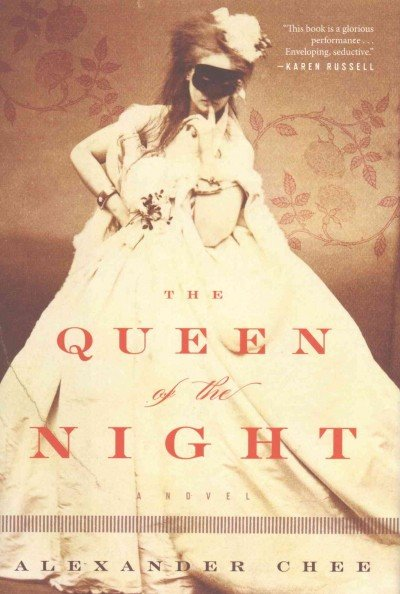The Queen of the Night cover photo