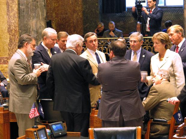 Special Legislative Session photo (via Nola.com)