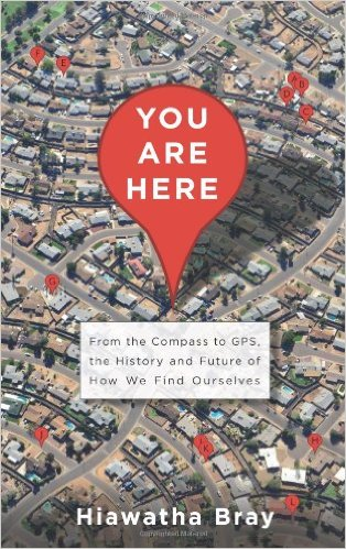 You Are Here book cover photo