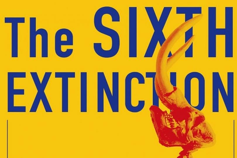 The Sixth Extinction banner photo