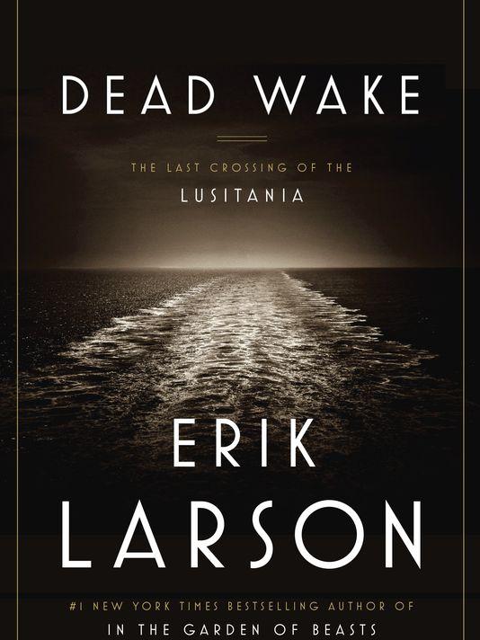 Dead Wake cover photo