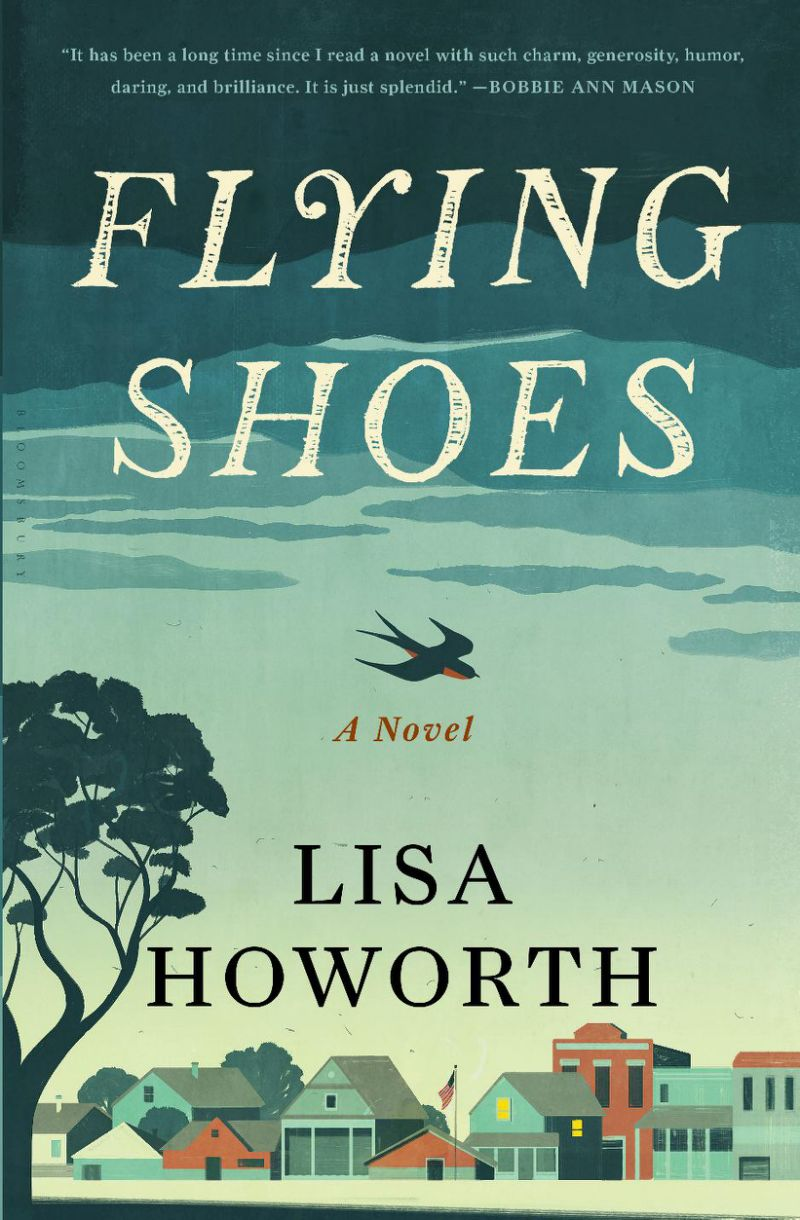 FLying Shoes Book Cover