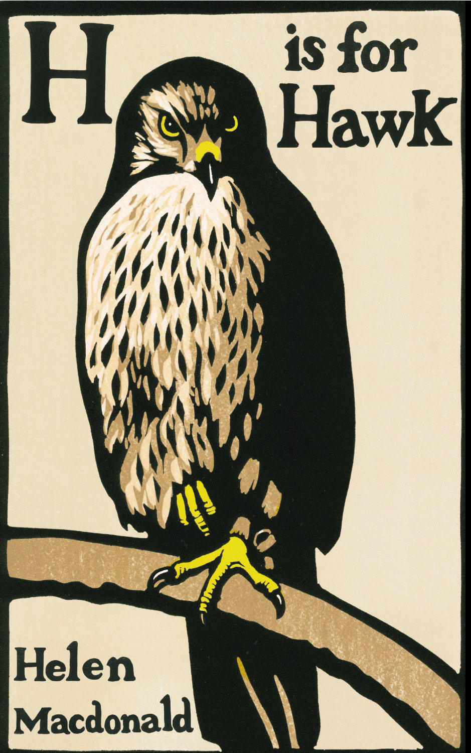 H Is For Hawk cover photo