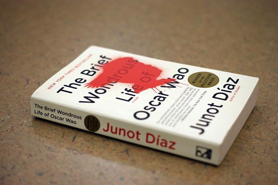 The Brief Wondrous Life of Oscar Wao book cover