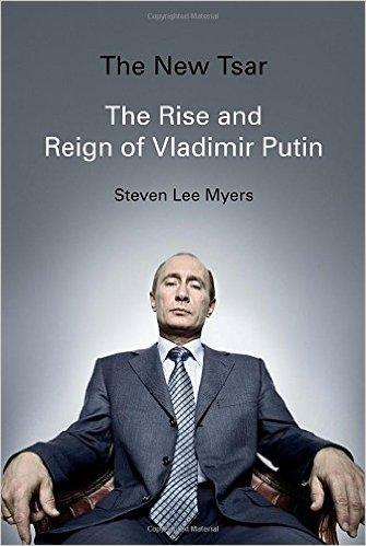 The New Tsar cover photo