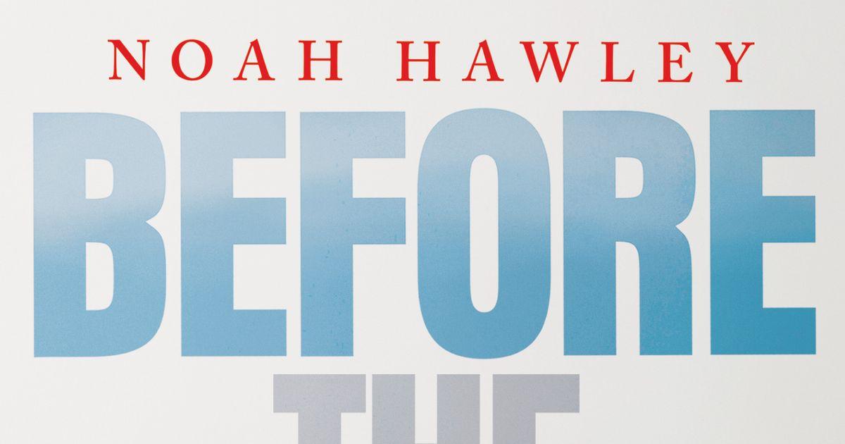 Noah Hawley Book cover photo