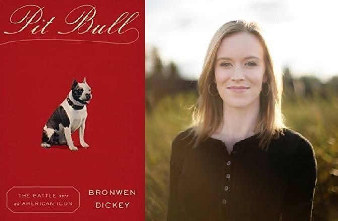 Author Bronwen Dickey photo