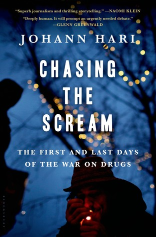 Chasing The Scream book cover photo