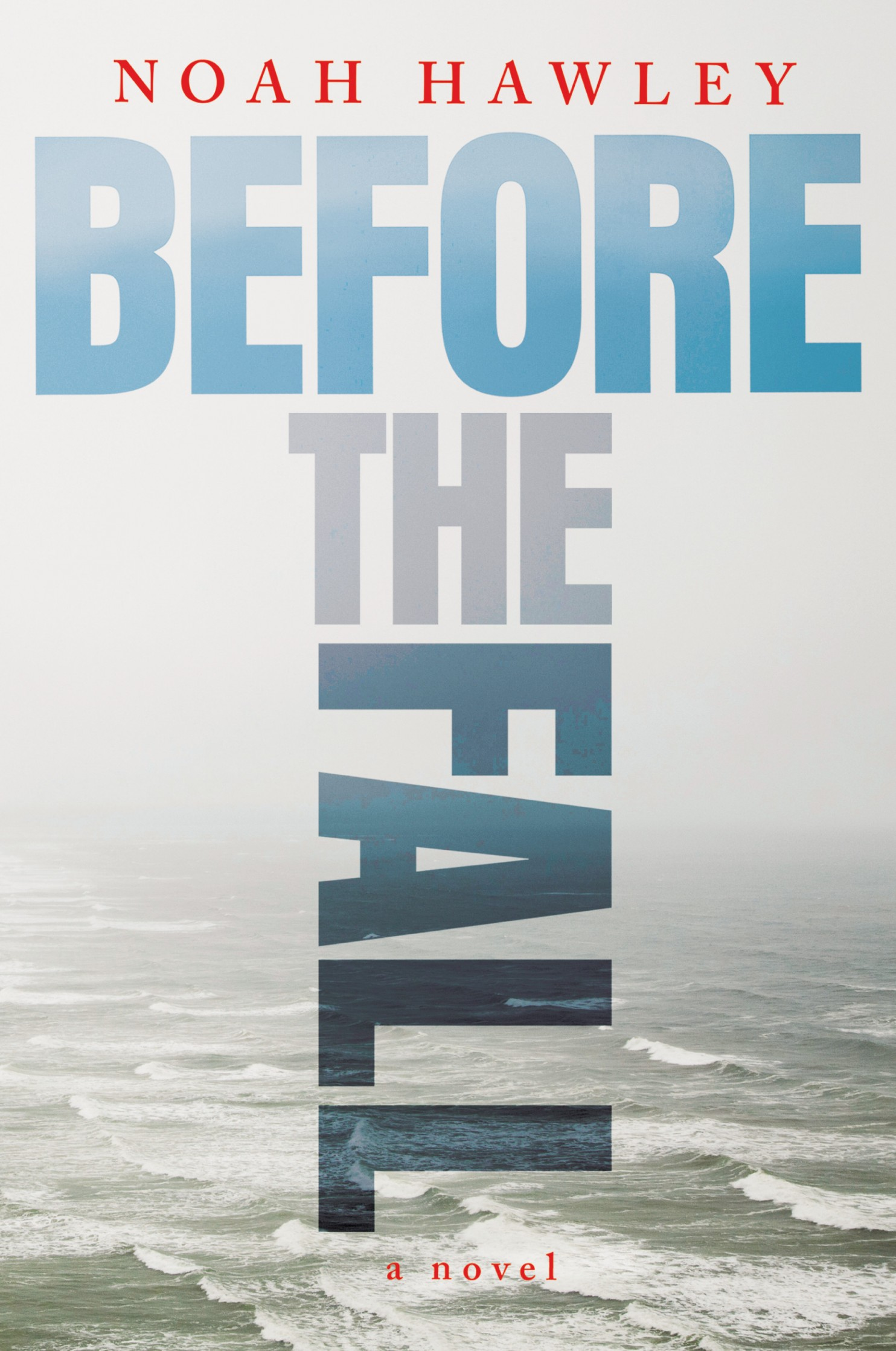 Before The Fall book cover photo