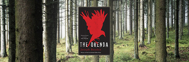 The Orenda by Joseph Boyden photo