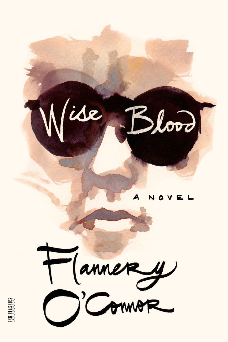 Wise Blood Book Cover