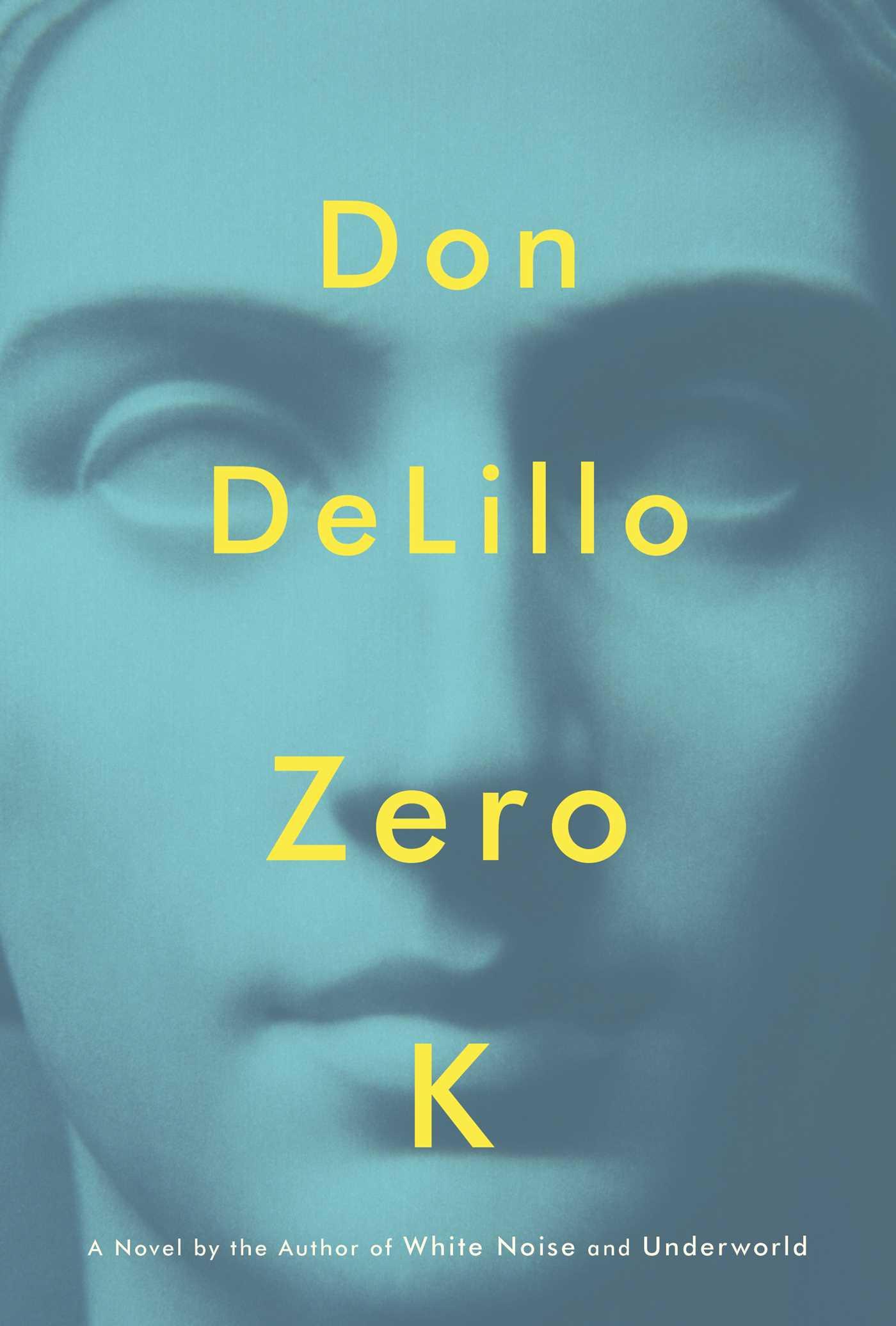 Zero K book cover photo