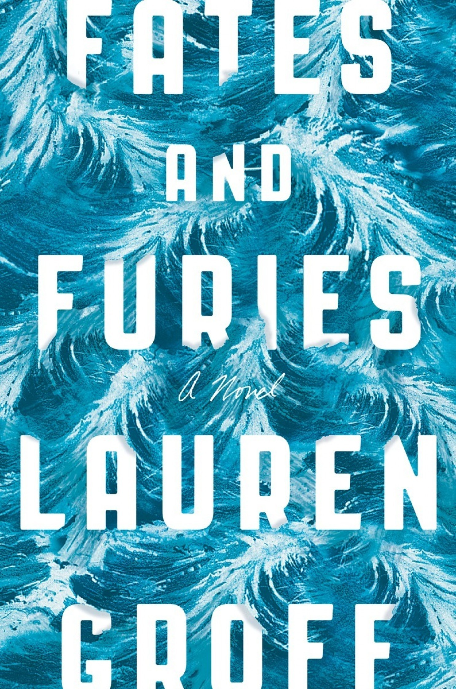 Fates and Furies Book Cover photo